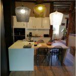 Réaménagement en partie d'un espace cuisine îlot central par Planète bois
