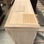 Comptoir bar - Planète bois - fabrication sur mesure