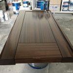 Éléments de bar - Planète bois - fabrication sur mesure