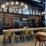 Réalisation restaurant par Planète bois- fabrication sur mesure