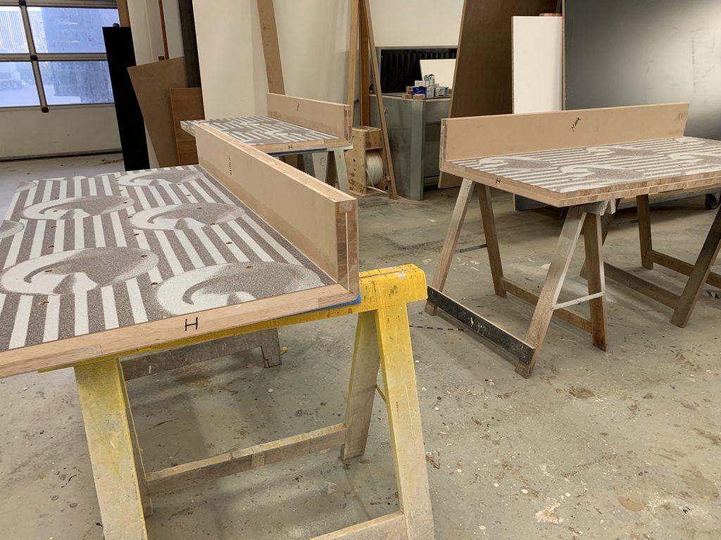 Conception Armoire - Planète bois - fabrication sur mesure