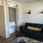 Aménagement appartement par Planète bois